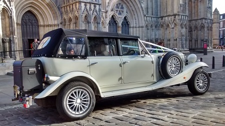 Wedding Cars York Yorkshire