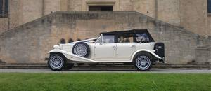 Wedding Car Ampleforth, N Yorkshire